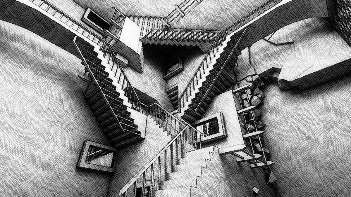 Photo of Escher Sentences Make Sense, Even Though They Shouldn't