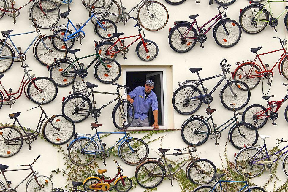 Магазин велосипедов Fahrradhof Altlandsberg