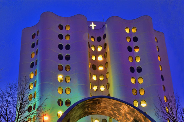 Больница святого Иосифа