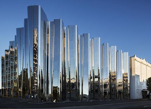 Музей современного искусства в Новой Зеландии
