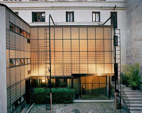 """""""Стеклянный дом"""" - икона своего времени и ключевое событие становления модернизма"""