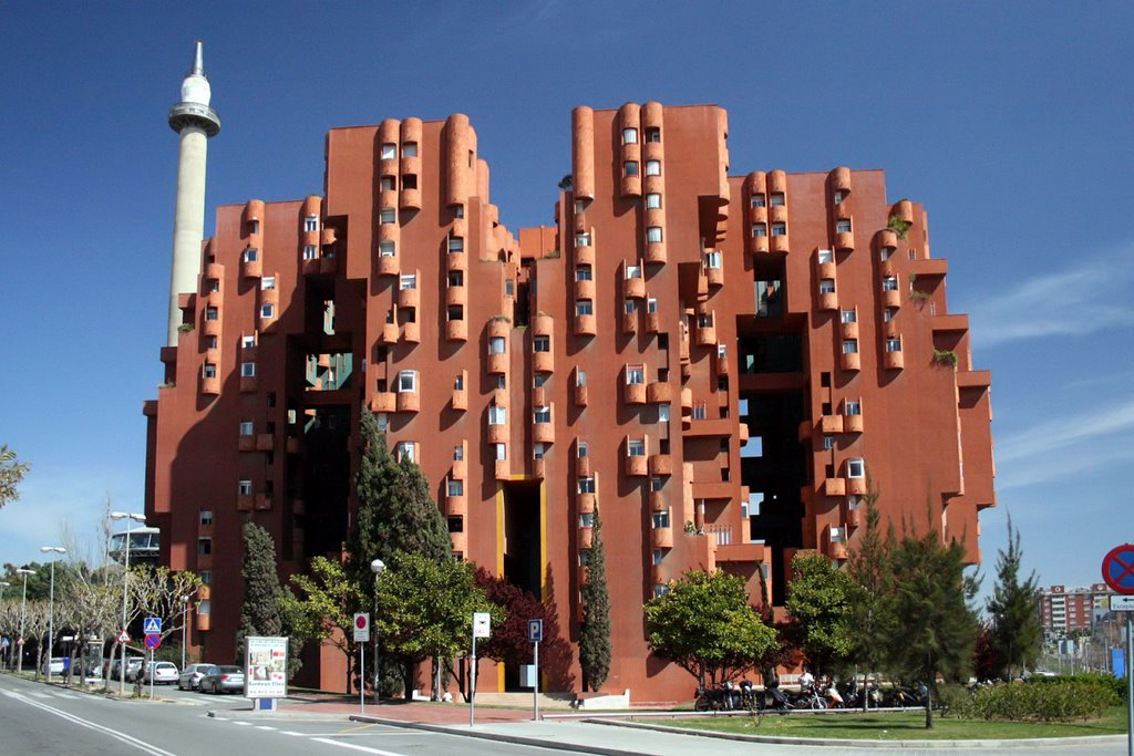 Архитектура систем Рикардо Бофилла