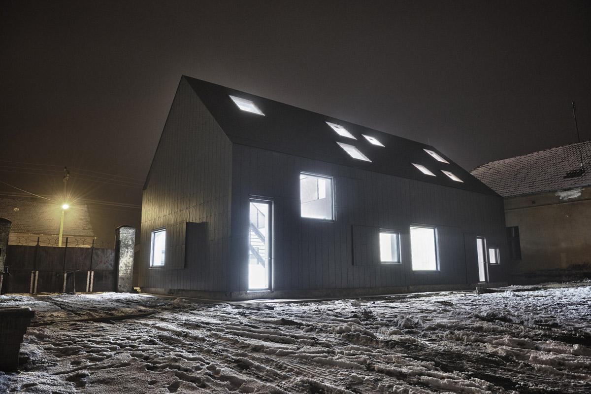 House B - Terra Panonica / Дом Б - Терра Паноница