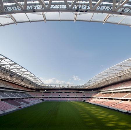 Стадион футбольного клуба ницца