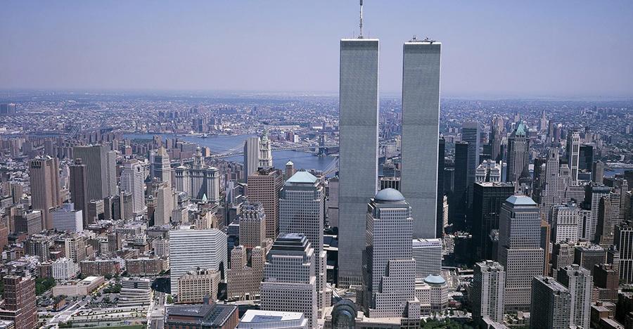 Башни-близнецы. World Trade Center до и после трагедии 11 сентября   ARCHITIME.RU